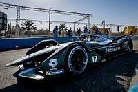 De Vries lidera un 1-2 de Mercedes en la FP2 de Ad Diriyah