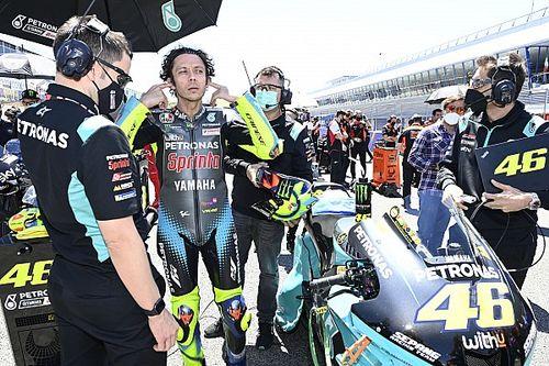 """Rossi: """"Momento difícil, mas a equipe Petronas me apoia muito"""""""