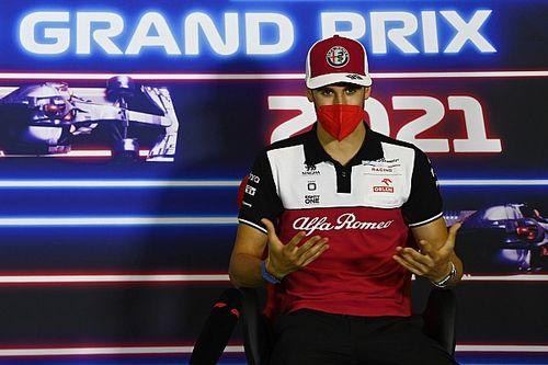 Az olasz kormány segítségét kérik, hogy Giovinazzi az F1-ben maradhasson