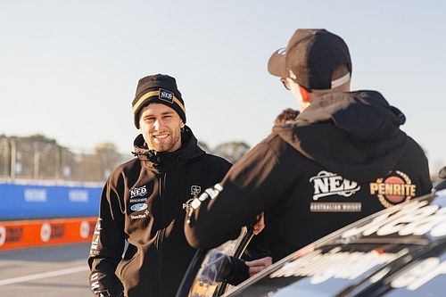 Shock split for Heimgartner and Kelly Grove Racing