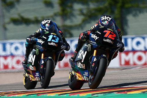 Zespół Rossiego na motocyklach Ducati