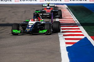 Sochi GP3: Beckmann steals win from Mawson with last-lap move