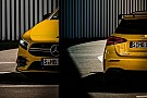Mercedes-AMG A35 new teasers released