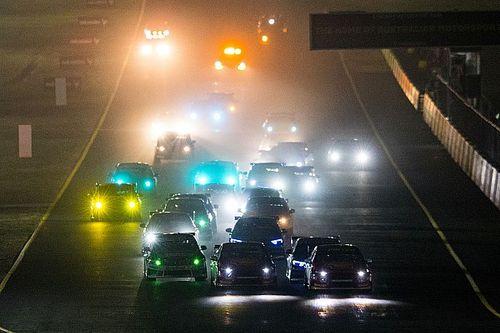 Supercars to resume season under lights