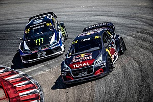 Gronholm, Solberg, Loeb urge action to secure World RX future