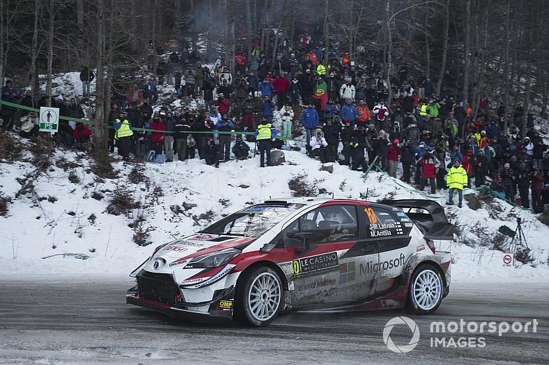 La FIA agit contre les spectateurs imprudents en WRC