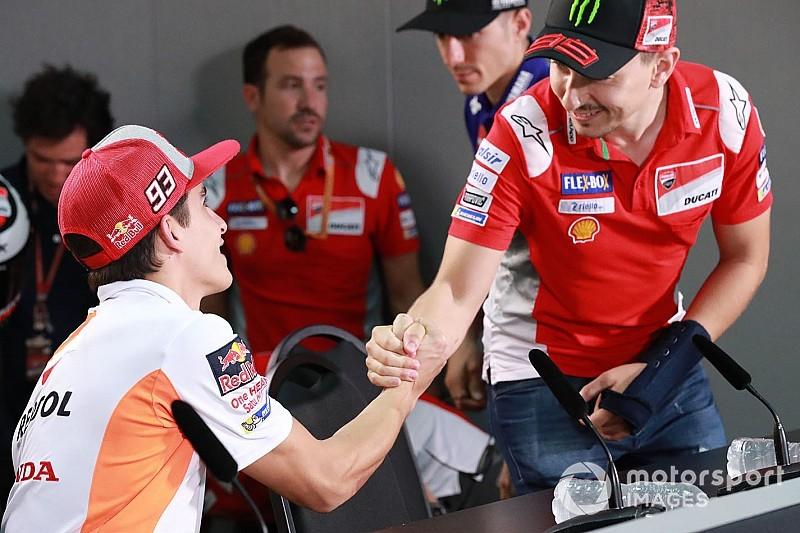 Doohan y Crivillé apadrinarán el nuevo 'Dream Team' Márquez-Lorenzo
