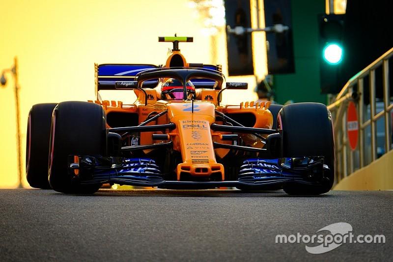 McLaren was bereid B-spec van 2018-wagen te bouwen