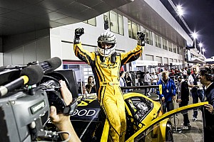 WTCC Race report Qatar WTCC: Tarquini wins opening race in Lada's final weekend