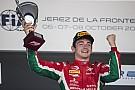 FIA F2 Le tableau d'honneur de la F2 2017