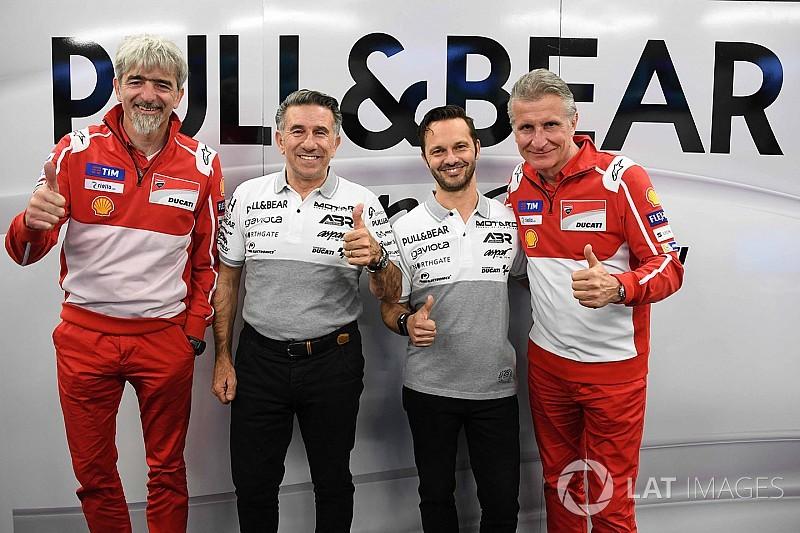 Aspar y Ducati renuevan su acuerdo otro año más