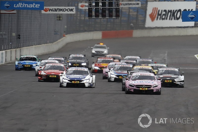 Palco de acidente de Zanardi, Lausitzring encerra atividades