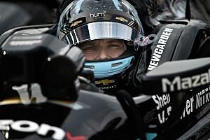 IndyCar Practice report Iowa IndyCar: Newgarden leads Penske 1-2-3 in first practice