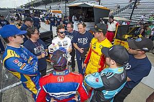IndyCar Noticias de última hora Alexander Rossi: