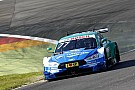 DTM Duval's DTM struggles down to 'impatience' - Audi