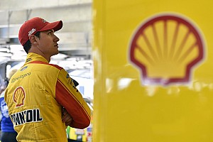 NASCAR Cup Interview Logano has a very special guest for this weekend's All-Star Race
