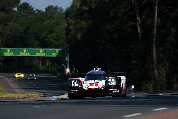 Le Mans 24: Antrenman seansında Porsche, Toyota'nın önünde lider