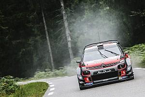 WRC Actualités Citroën veut faire rouler Loeb également sur la terre