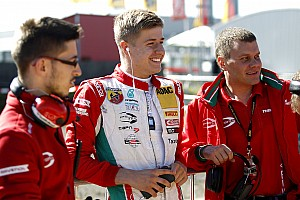 Formula 4 Breaking news Prema driver Vips claims 2017 German F4 title