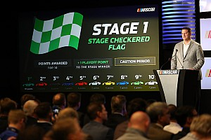 NASCAR Cup Commentary NASCAR changes another step forward for the sport