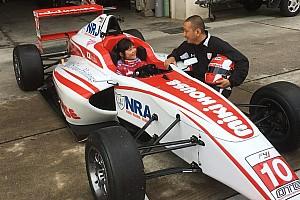 General Noticias Juju Noda, la niña piloto de monoplazas con solo 12 años