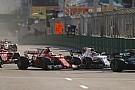 Massa centikre volt attól, hogy kiüsse Vettelt Bakuban: onboard