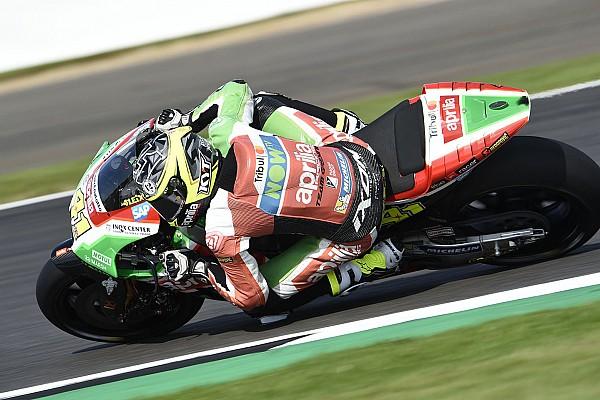 MotoGP Espargaró trahi par la mécanique après avoir serré les dents
