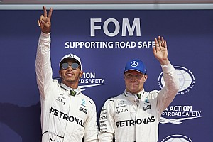Formule 1 Actualités Mercedes prêt à revoir sa politique sur les consignes d'équipe