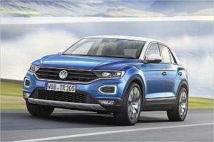 Automotive News Volkswagen T-Roc 2017: Ab sofort bestellbar, Preis ab 20.390 Euro
