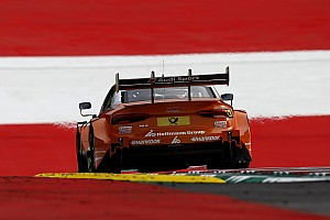 DTM Prove libere Audi subito veloci al Red Bull Ring: Green domina le Libere 1
