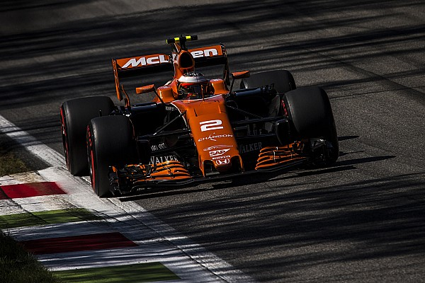 Keine Strafe: Vandoorne bei F1 in Singapur im Glück