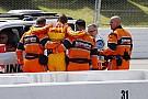 IndyCar Ryan Hunter-Reay autorisé à prendre le départ