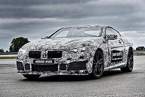 WEC Ultime notizie La BMW conferma che la sua GTE avrà come base la M8
