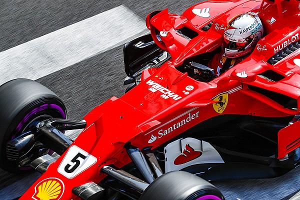 Formula 1 Vettel: Mercedes' lack of Monaco practice pace