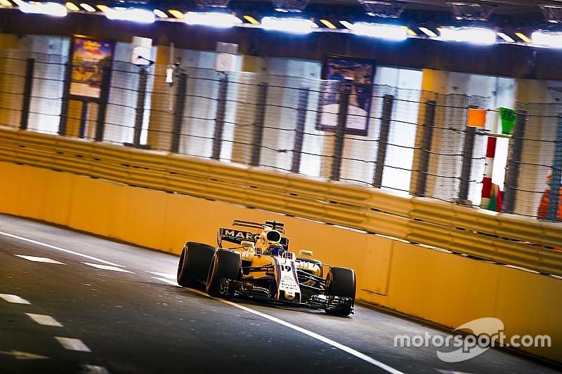 Масса пожаловался на очередную неудачу Williams в Монако
