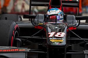 FIA F2 Репортаж з практики Ф2 у Баку: де Вріс виграв вільну практику