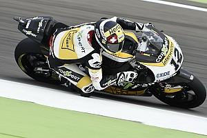 Moto2 Prove libere Sachsenring, Libere 2: Luthi chiude in vetta, Morbidelli è terzo