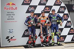 MotoGP Результати Стартова решітка Гран Прі Америк