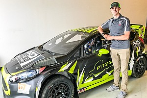 Global Rallycross Breaking news Austin Cindric to make GRC debut with Bryan Herta