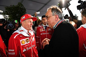 Formula 1 Intervista Marchionne: