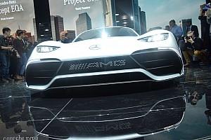 Prodotto Conferenza stampa Mercedes-AMG Project One: 1.000 cavalli dalla Formula 1 alla strada!