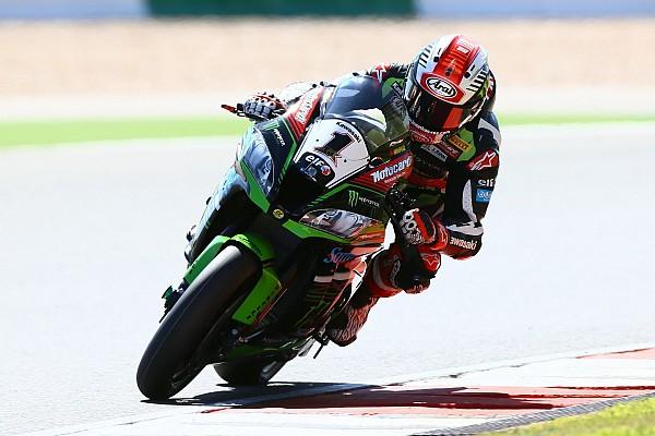 Superbike-WM WorldSBK in Portimao: Jonathan Rea auch in Rennen 2 unschlagbar