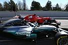 Формула 1 Третий день тестов в Барселоне: главные выводы