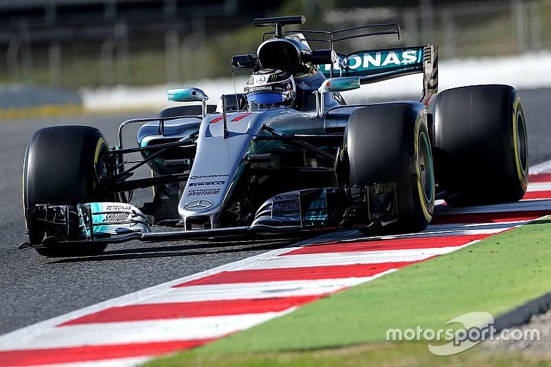 Bottas - Des F1 2017 plus difficiles à piloter dans le vent