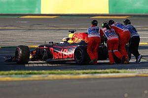 Формула 1 Новость Риккардо сравнил уик-энд в Мельбурне со снежным комом