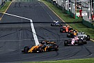 Formula 1 Overtaking
