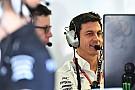 Formule 1 Champions du monde : Wolff n'oublie pas de remercier Lowe et Brawn