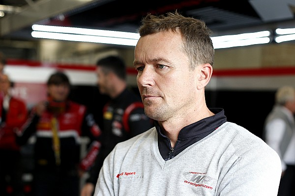 Marcel Fässler beim australischen GT mit einem Audi