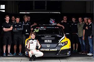 TCR Репортаж з гонки TCR у Таїланді: Паніс виграв другу гонку