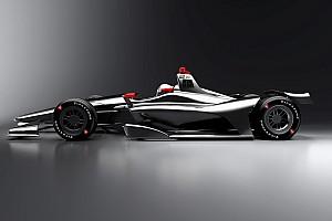 Így néznek majd ki a 2018-as IndyCar-autók!